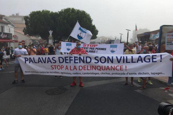 Les Palavasiens réclament plus de répression par les forces de l'ordre pour faire cesser ces incivilités - 07.08.20