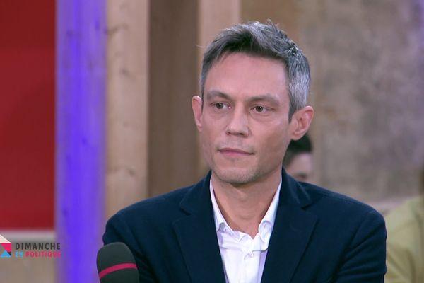 Gauthier Van Meerbeeck, directeur éditorial aux éditions du Lombard