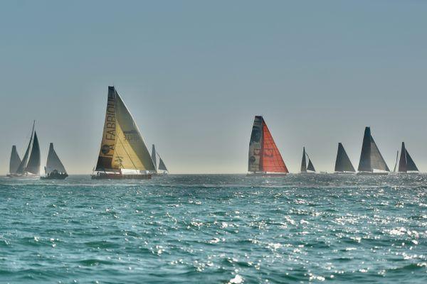 La célèbre course du Vendée Globe se décline en virtuel grâce à Virtual Regatta.