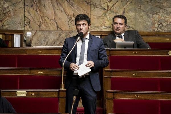 Jean-Felix Acquaviva, député de Haute-Corse