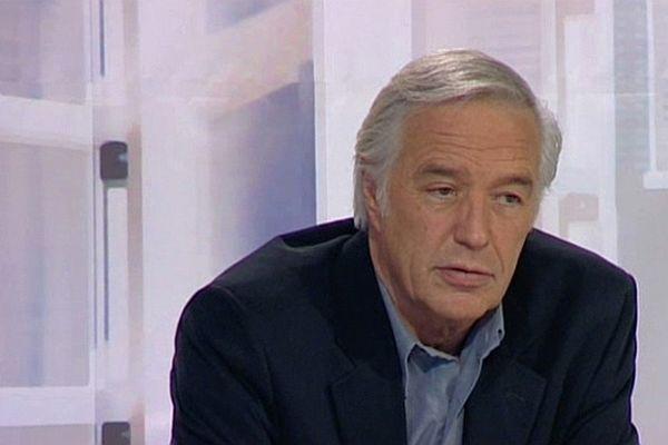 François Rebsamen, sénateur-maire de Dijon