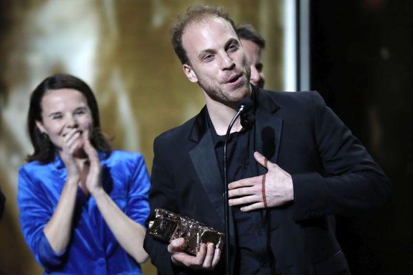 Le réalisateur mâconnais Rémi Allier a a obtenu le César du meilleur court-métrage vendredi 22 février 2019.