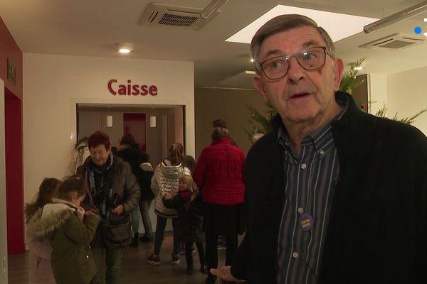 René Parmentier avait 75 ans. Le Covid-19 l'a emporté dimanche 5 avril alors qu'il avait été admis à l'hôpital de Mercy (Metz)
