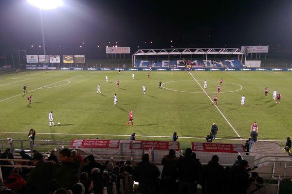 Les joueurs du Clermont Foot ont fait match nul face à Châteauroux (1-1).