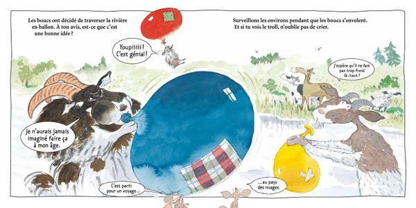 Maudit Troll ! de Sally Grinley et Peter Utton