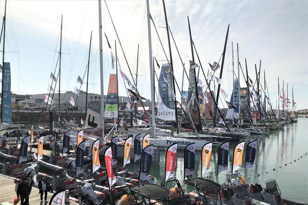 Vendée Globe : Le départ sera donné sans public