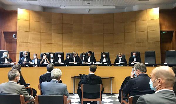 Audience de rentrée du 24 septembre 2020 au tribunal de Bastia (Haute-Corse)