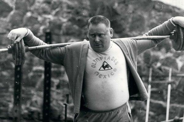 Pierre Colnard a participé aux Jeux olympiques de Mexico en 1968