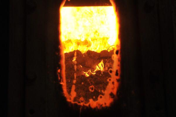 Image d'illustration d'un incinérateur.
