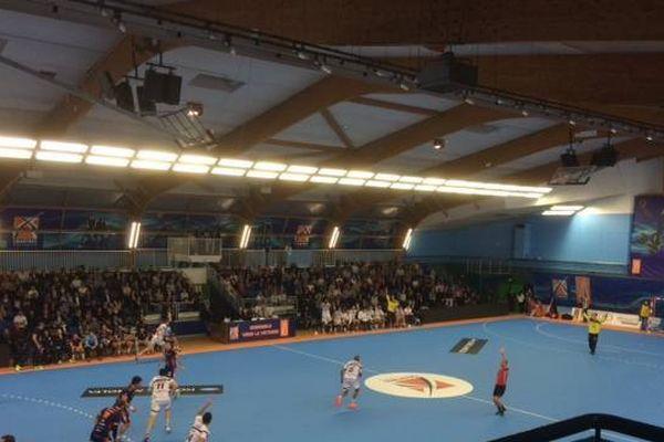Chartres MHB28 battu chez lui par Nantes 27 à 29