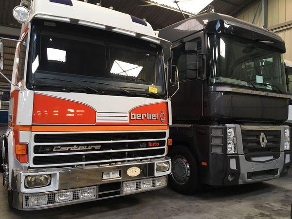 Berliet hier, Renault Trucks aujourd'hui