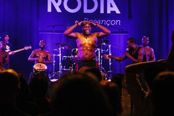 Les concerts attirent de plus en plus de monde à La Rodia, à Besançon.