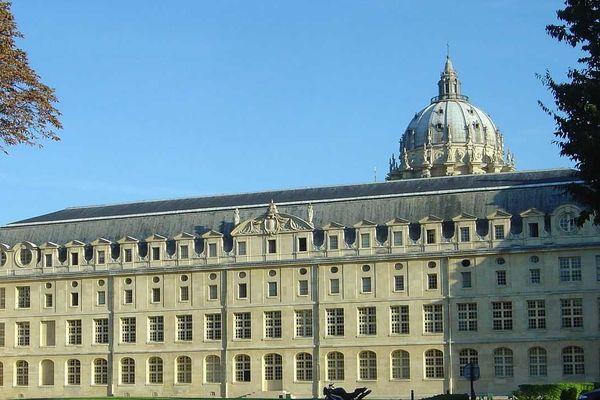 Le Val-de-Grâce est situé à Paris dans le 5è arrondissement
