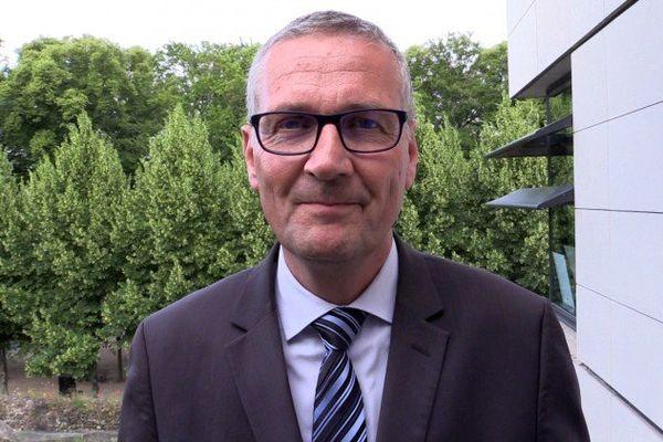 Pascal Blanc, actuel maire UDI de Bourges