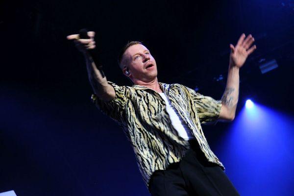 Le rappeur américain Macklemore au Main Square Festival l'an dernier.