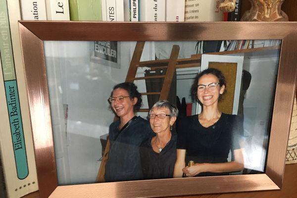 Yolande Meaud, a perdu ses jumelles Emilie et Charlotte lors des attentats du 13 novembre 2015 à Paris