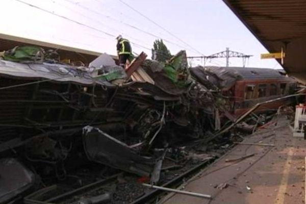 Le déraillement du train Paris-Limoges a fait 7 morts et 10 blessés le 12 juillet dernier