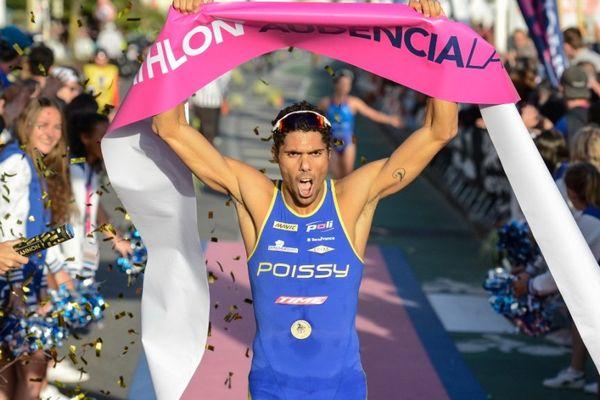 L'épreuve reine de cette 30e édition remportée par Raphaël Aurélien du Poissy Tri.
