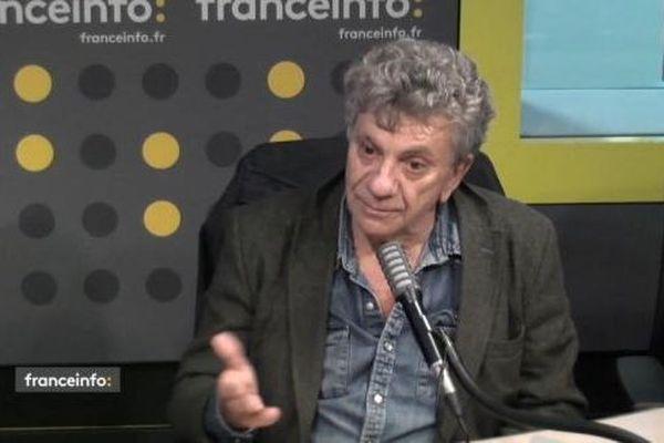 Patrick Chauvel, correspondant de guerre, photographe et réalisateur de documentaires.