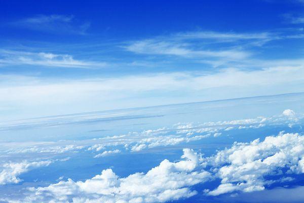 Blue Sky Ocean by HarrionX