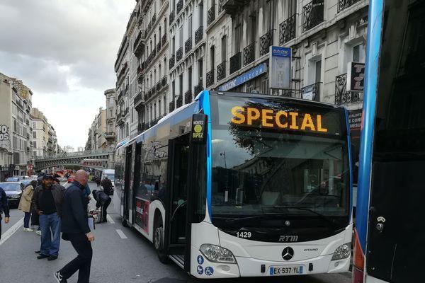 Un bus de la RTM affrété pour évacuer des sinistrés