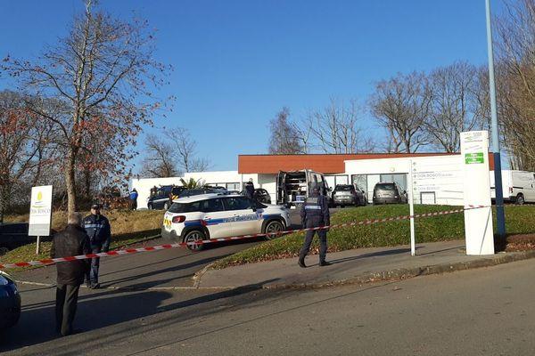 C'est dans les locaux d'un institut géré par l'association Don Bosco que trois cadavres ont été découverts le mercredi 4 décembre.