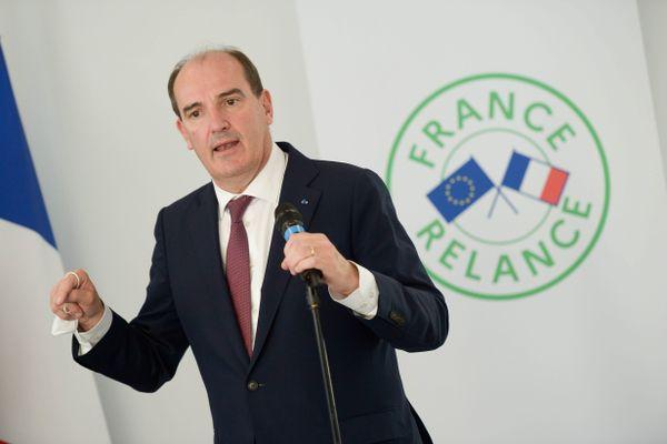 Jean Castex était à Laval ce samedi 23 octobre pour promouvoir l'action de l'état dans le cadre de la relance.