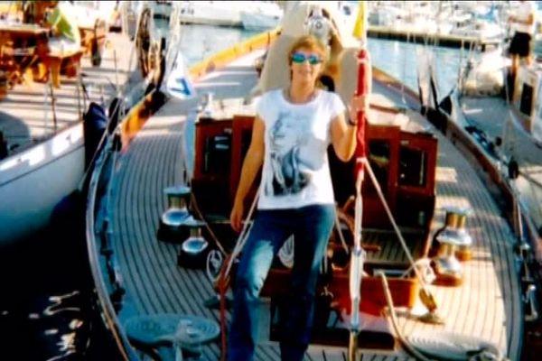 Patricia Dagorn, avant son départ en prison.