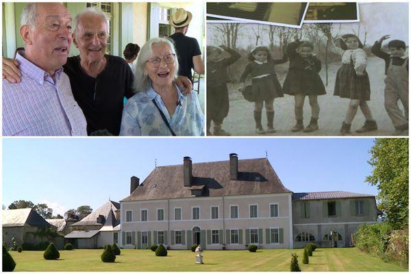 Rodolpho, Antonio et Amparo ont retrouvé la Colonia de Saint-Goin. Enfants de réfugiés espagnols, ils y ont vécu pendant cinq ans.