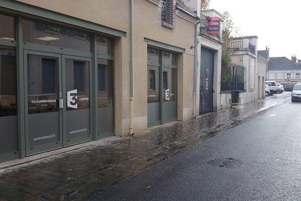 Le nouveau bureau d'information rue Périer à Montargis dans le Loiret