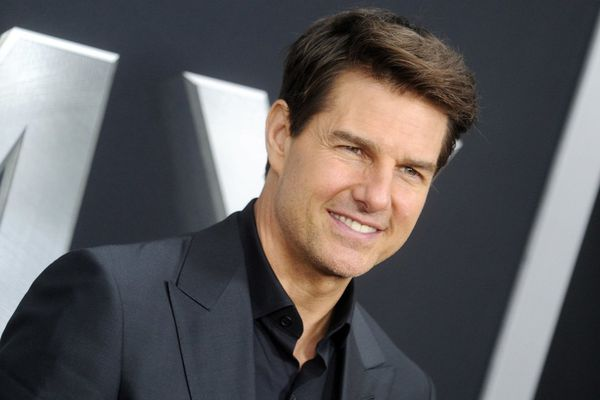 L'acteur américain Tom Cruise