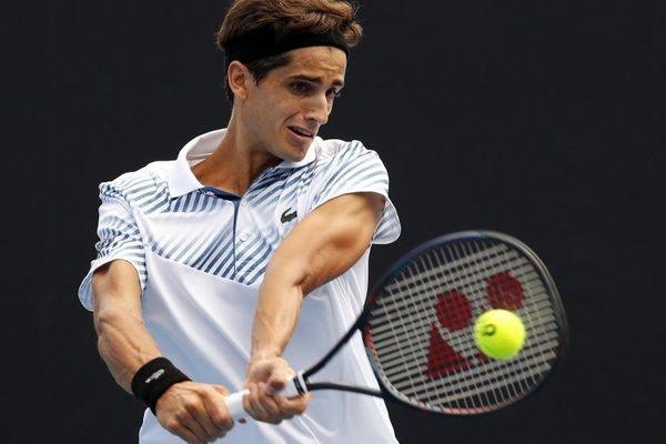 Herbert s'est défait de l'Américain Sam Querrey (49e) en quatre sets 5-7, 7-6 (8/6), 6-3, 6-1 lors du 1er tour de l'Open d'Australie 2019