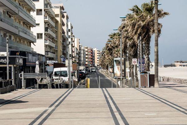 Canet-en-Roussillon, les propriétaires d'appartement ou de résidences secondaires ne peuvent pas s'y rendre pendant les vacances.