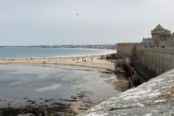 Du côté de Saint-Malo