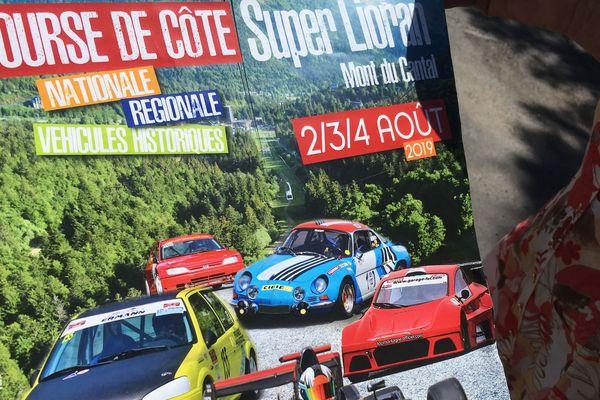 La préfecture du Cantal a décidé d'interdire la course de côte du Super-Lioran qui devait avoir lieu les 2,3 et 4 août 2019.