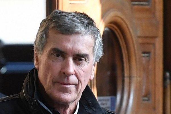 Jérôme Cahuzac en février 2018