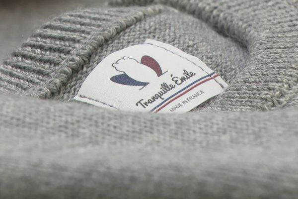La marque Tranquille Emile, 100 % made in France, sera présentée au salon du Made in France en novembre 2019