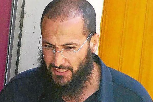 Merouane Benahmed islamiste présumé - Photo d'archives 2015