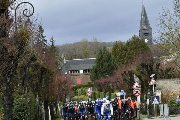 En 2017, les coureurs étaient partis de Bois d'Arcy dans les Yvelines.