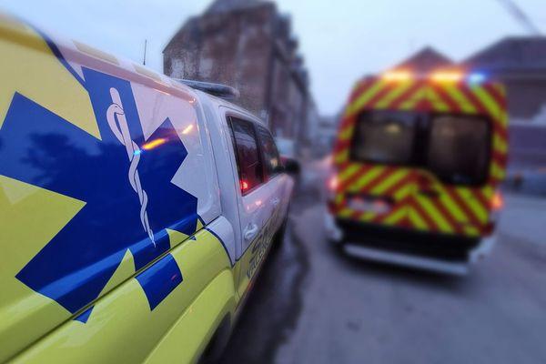 La jeune fille de 20 ans, percutée par une moto qui participait à un rodéo sauvage à Glisy près d'Amiens, n'a pas survécu à ses blessures. (illustration)