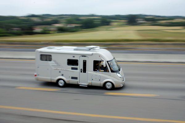 92% des camping-caristes disent vouloir passer leur vacances en France cet été.