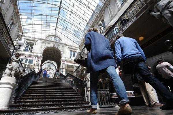 Le passage Pommeraye, l'âme de Nantes.