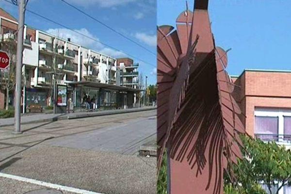 quartier de l'Indien à Orléans la Source (image prétexte)