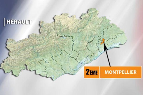 Législatives Hérault - 2e circonscription.