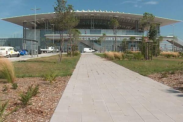 Gare de Montpellier Sud de France - Juin 2018