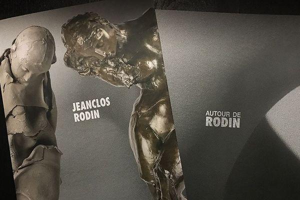 Exposition Rodin / Jeanclos à la galerie Capazza