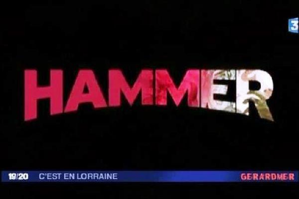La Hammer à l'honneur !