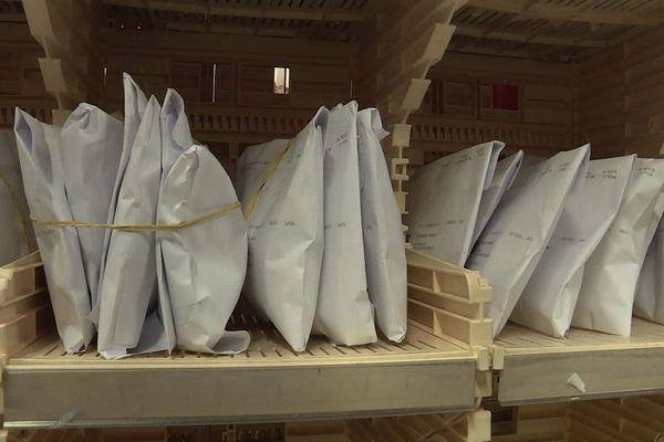 Chaque pli contient 6 masques lavables 20 fois.