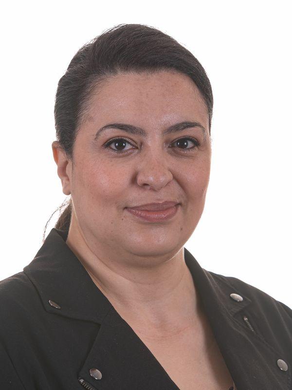 L'adjointe Imane Jbara –Sounni.