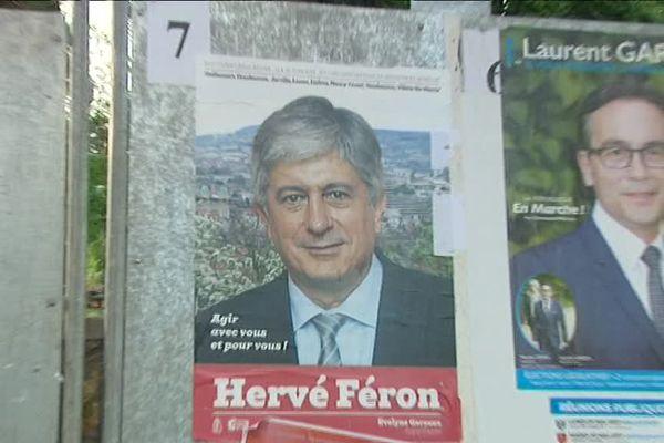 Hervé Féron, député PS sortant, est éliminé dans la 2e circonscription de Meurthe-et-Moselle, emporté lui aussi par la vague orange de La République en Marche
